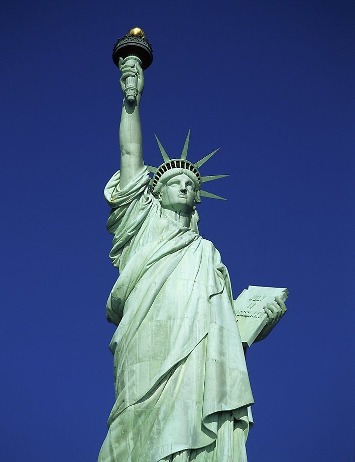 Good View of Statue of Liberty
